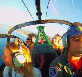 Coastal Reconnaissance Flight at www.classicaero.com.au