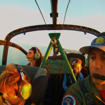 Classic Aero Adventure Flights offer customised flight options