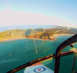 Regional Reconnaissance Flight at www.classicaero.com.au