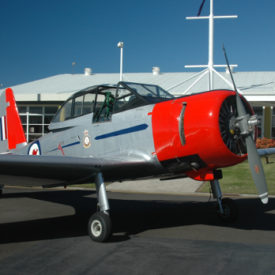 The CA-25 Winjeel Warbird Plane / Classic Aero Adventure Flights