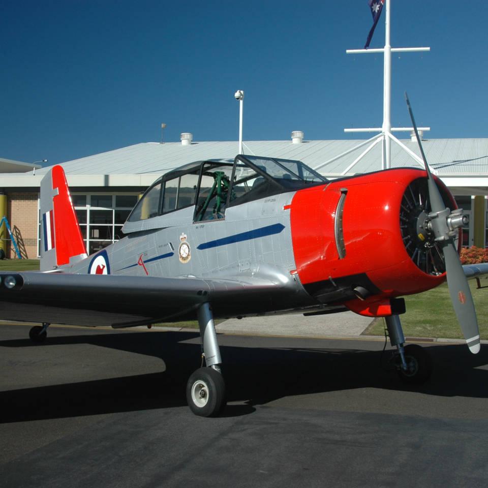 Classic Aero Adventure Flights Winjeel Warbird Plane